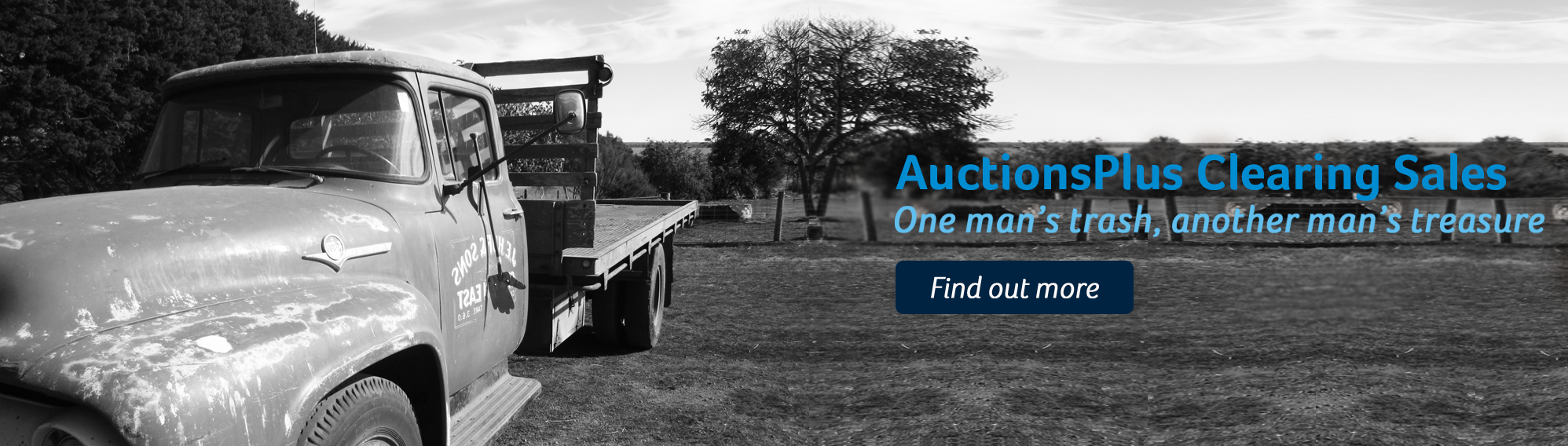 AuctionsPlus Clearing Sales