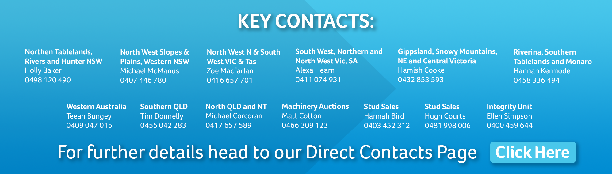 Direct Contacts Page